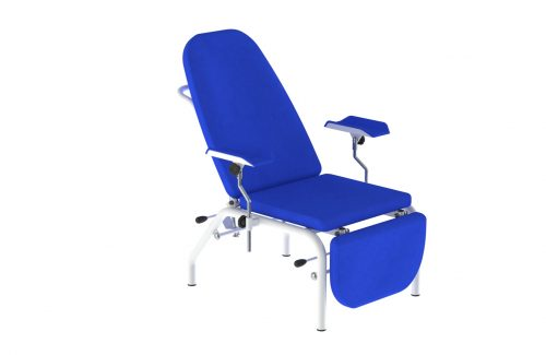Cadeira de Recolha de Sangue Articulada